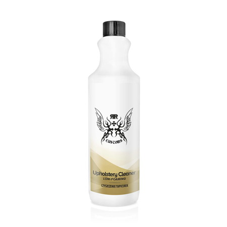UPHOLSTERY CLEANER LOW-FOAMING 500 ml