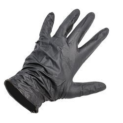 1 piece of RRC nitrile glove size L (8-9)