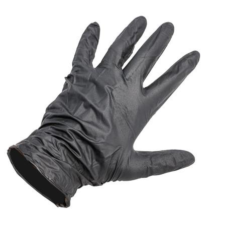 1 piece of RRC nitrile glove size L (8-9)
