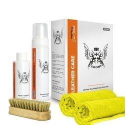 Zestaw do czyszczenia skór Leather Cleaner Soft BOX    RRCustoms