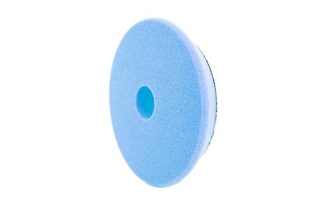 RRC PRO DA Niebieska Twarda gąbka polerska 150mm/ Pad polerski